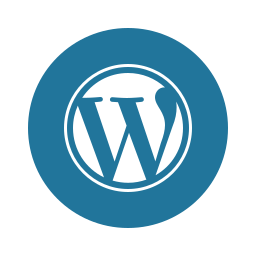 blog, cms, design, page, web, word, wordpress icon