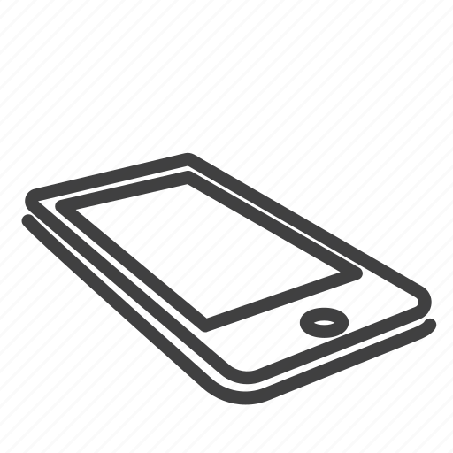 cell, design, device, mobile, phone, web, work icon