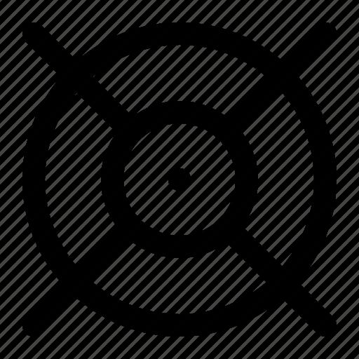 aim, bullseye, business, seo, target icon