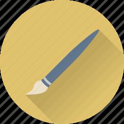 art, brush, creative, design, draw, paint, shape icon