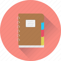 document, documents, file, folder, notebook, notes, paper icon