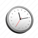 alarm, clock, day, hour, time, timer, watch icon
