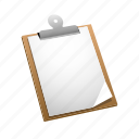 copy, cut, duplicate, file, paste, tasks icon