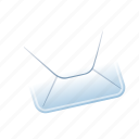 email, message, read, receive, send, write icon