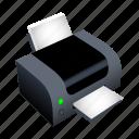 file, machine, paper, print, printer
