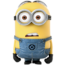 angry, minion icon