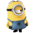 curious, minion icon