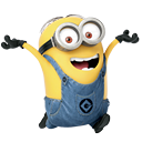 happy, minion icon