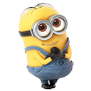minion, shy icon