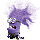 Despicable me 2 minions icons by