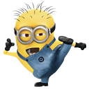 kungfu, minion icon