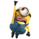 minion, superman icon