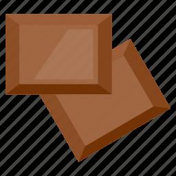 chocolate, dessert, eat, food, meal, sweet icon