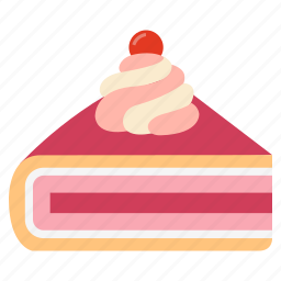 bakery, cake, dessert, eat, food, sweet icon