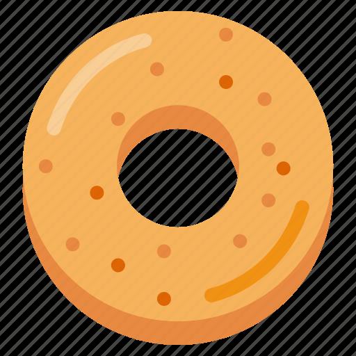 bake, bakery, dessert, donut, eat, food icon