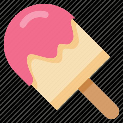 cold, dessert, eat, food, icecream, sweet icon