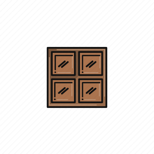 cadbury, chocolate, cocoa, dairy, milk, sweets, treat icon