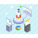 beginning, business startup, commencement, initiation, launch icon