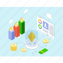 cryptocurrency exchange, currency exchange, dollar exchange, foreign exchange, forex, money conversion, money exchange icon