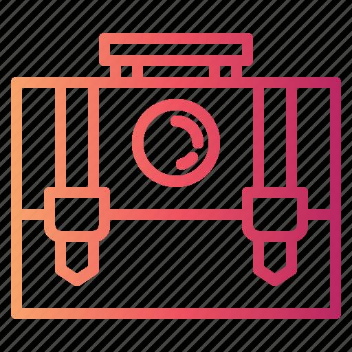 bag, baggage, briefcase, luggage icon