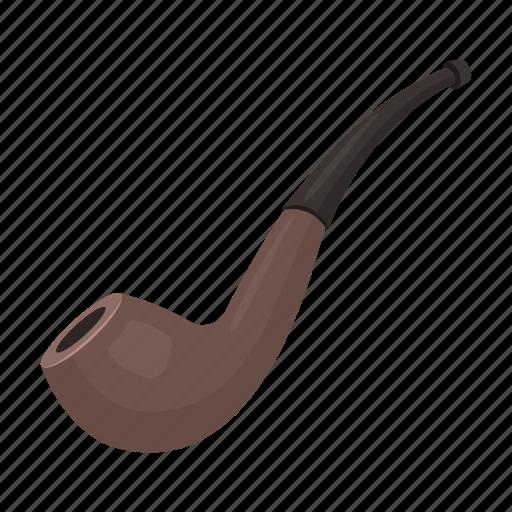 accessories, detective, smoking, snorkel, style, tobacco icon