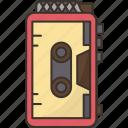 voice, recorder, cassette, tape, player