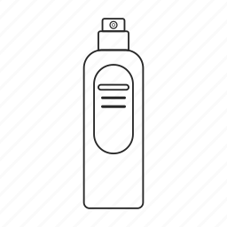 bottle, cleaner, detergent, freshener, spray icon