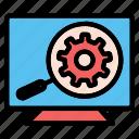 seo, engine, loupe, magnifier, optimization, search, website
