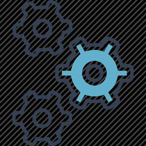 development, repair, settings icon