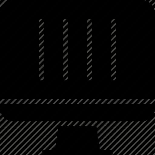 data, edit, lines, word icon