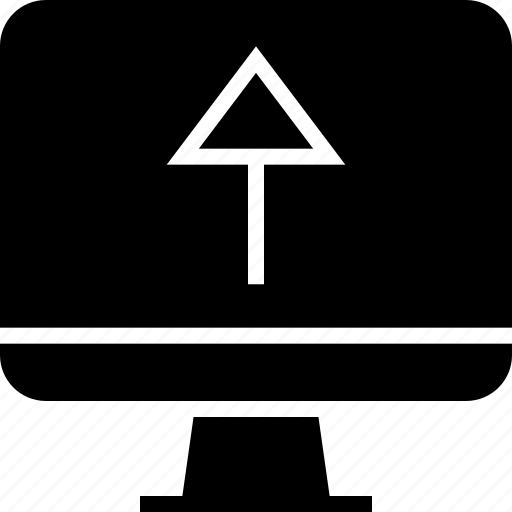 computer, graphic, information icon