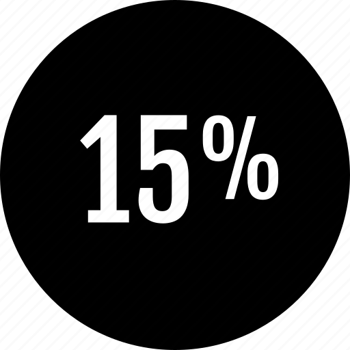 data, fifteen, graphic icon
