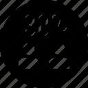 data, percent, thirty icon