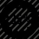 data, graphic, thirtyfive icon