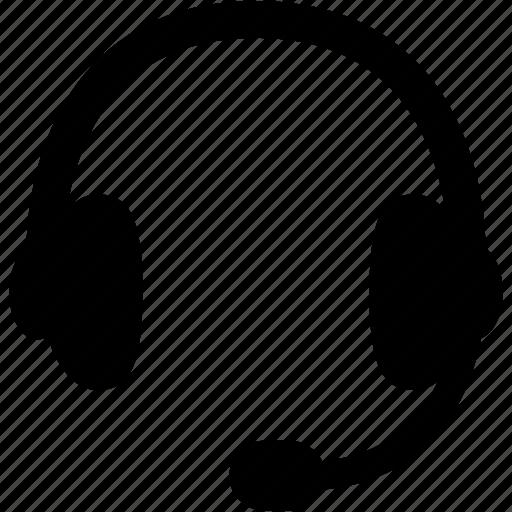 headphones, listen, mic, microphone, sound icon