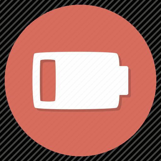 battery, level, power, status icon