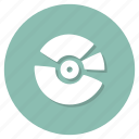 cd, disc icon