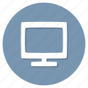 computer, desktop, display, mac, monitor icon