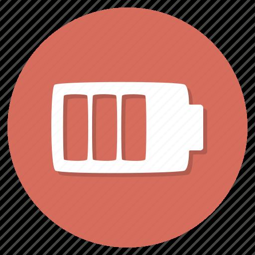 charging, energy, power icon