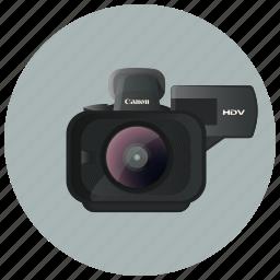 camera, movie, shoot, shooting, shooting camera, video, video camera icon