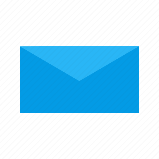 address, email, envelop, inbox, letter, mail, send icon