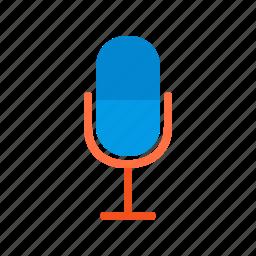 audio, equipment, loud, mic, microphone, talk, voice icon