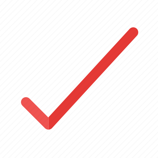accepted, checked, completed, done, mark, tick, valid icon