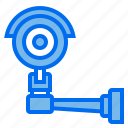 camera, device, hardware, security icon