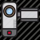cam, camera, device, movie