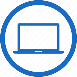 computer, device, laptop, macbook, monitor, notebook icon