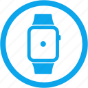 apple, device, smart, smartwatch, time, watch icon