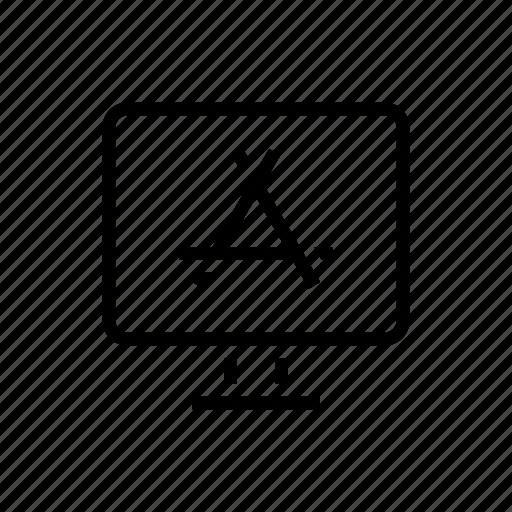applications, appstore, desktop, office icon