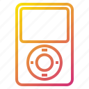 device, ipod, music, play icon