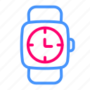 watch, smartwatch, time, stopwatch, timer, alarm, clock